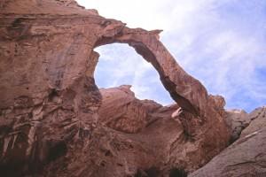 Camelhead Arch