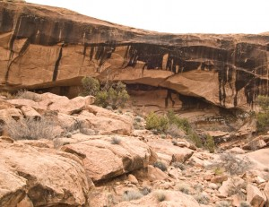 Wolfe Ranch Arch