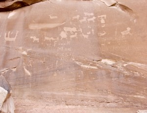 Williams Bottom petroglyphs