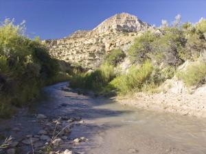 Quitchupah Creek