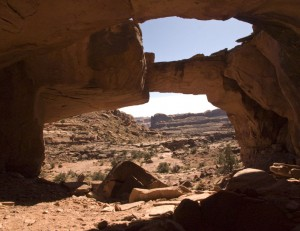 Belt Buckle Arch
