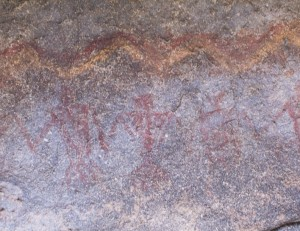 Junction Pictographs