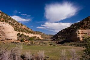 Upper Montezuma Canyon