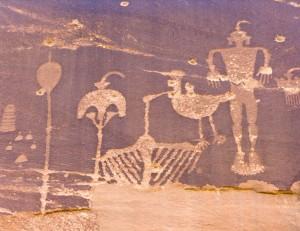 Wolfman Petroglyphs