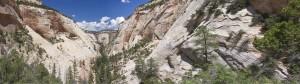 Checkerboard Mesa Pass Panorama