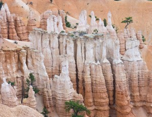 Mini Arches and Bridges in Bryce Canyon National Park