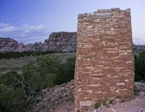 Beef Basin Ruins