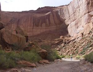 Silver Falls Canyon