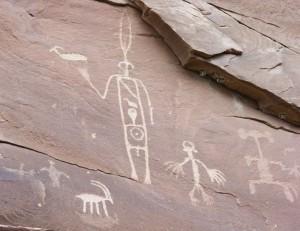 San Juan Petroglyphs