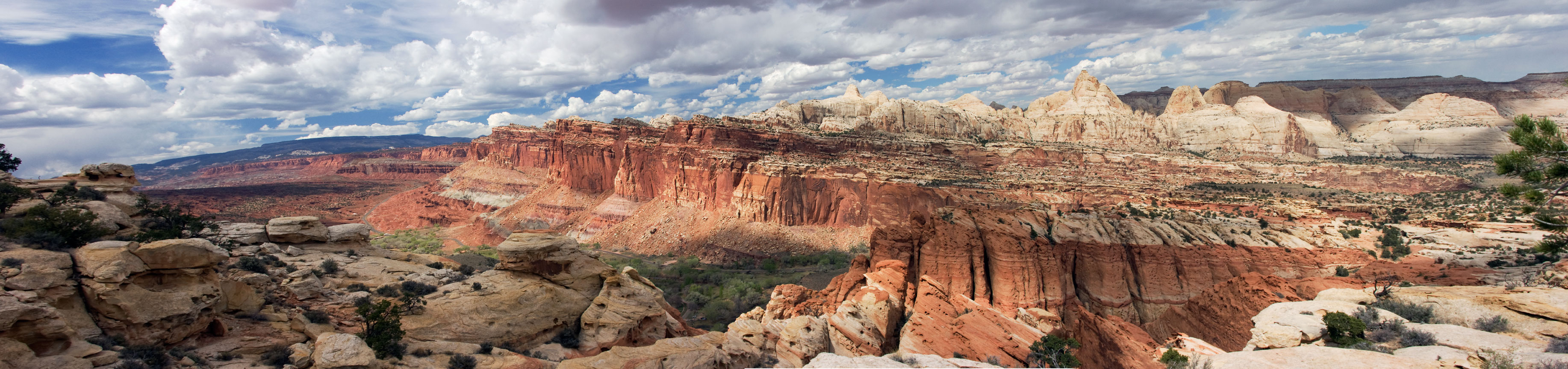 Frying Pan Trail Capitol Reef National Park
