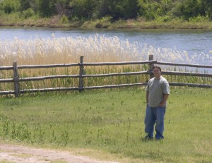 Cory At Jarvie Ranch