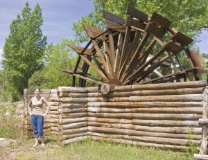 Tisha At Jarvie Ranch