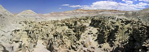 Fantasy Canyon panorama