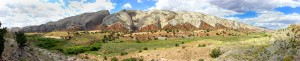 Capital Reef South panorama