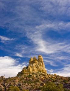 Head Of Saddle Horse Canyon