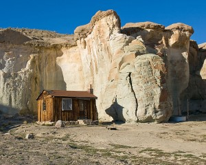 White Hills Cabin