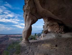 Aztec Butte Arch