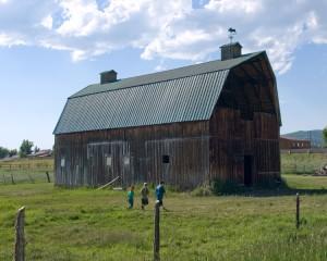 Oakley Barn