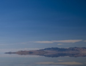 Antelope Island and the Buffalo