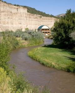 Strawberry River Cabin