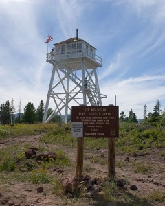 Ute Mt. Lookout Tower