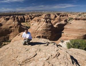 Cory At Lost Springs Canyon