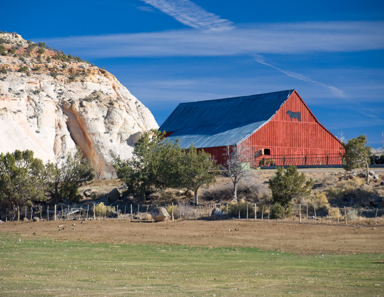 Boulder Barn