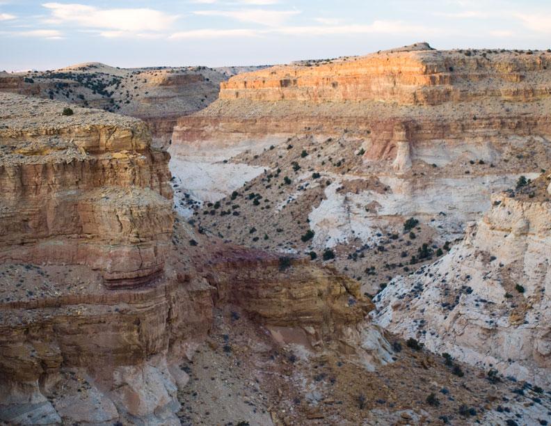 Upper Horse Heaven Canyon