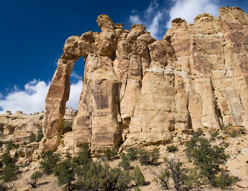 Eagle Canyon Arch