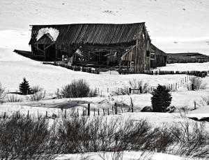 Soldier Summit Barn