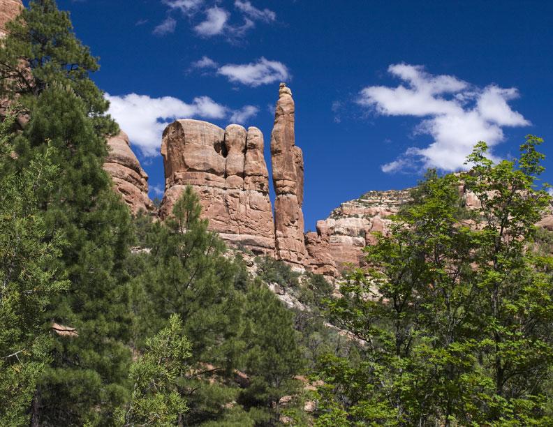 Arch Canyon #5