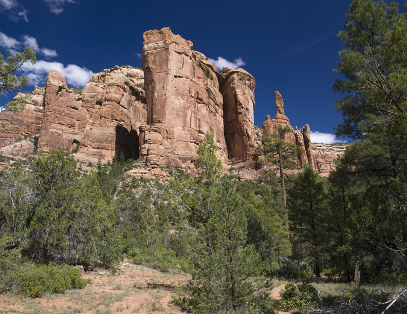 Arch Canyon #6