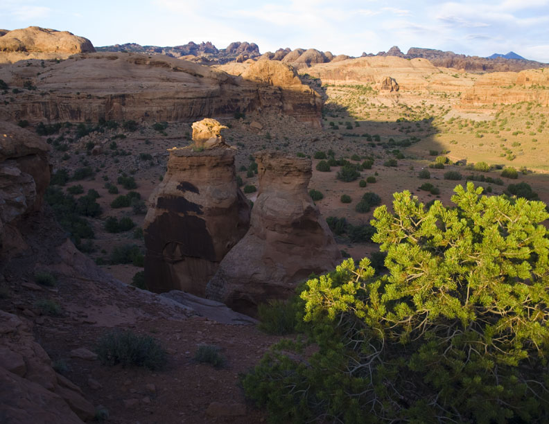 Pritchett Arch Trail