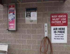Free Air in Torrey