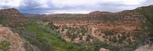Spring Gulch panorama