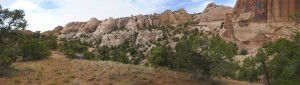 Behind-The-Rocks panorama