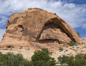 Moab Rim Arch