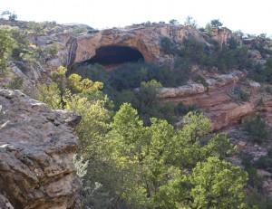 Comb Wash Cave