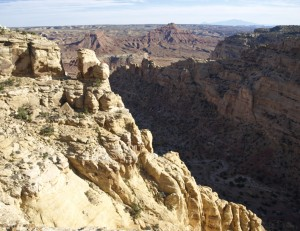 Reds Canyon Overlook