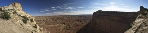 Reds Canyon Overlook Pano 1