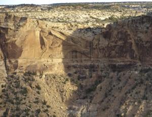 Calf Canyon Arch