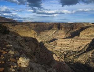 Upper Calf Canyon