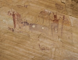 Prickly Pear Flat Pictographs