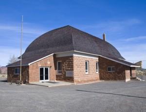 Teasdale Cultural Hall