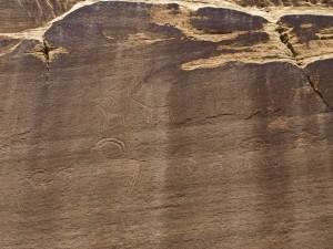 Cottonwood Wash Petroglyphs