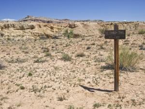Cottonwood Wash Spanish Trail