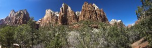 Zion National Park and Utah's southwest corner