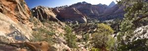 Pine Creek panorama