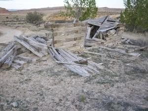 Smith Ranch ruins