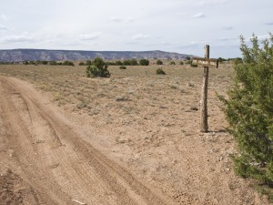 Spanish Trail Sign